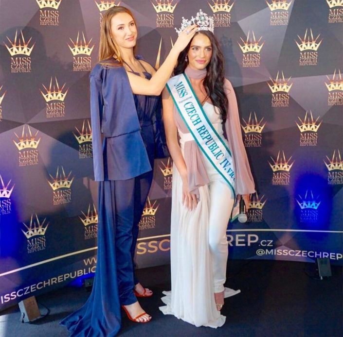 Welcome World League Of Beauty And Fashion Official Web: Miss Supranational Czech Republic 2019
